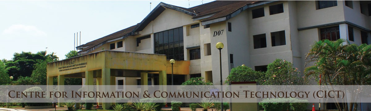 Centre for Information & Communication Technology (CICT)