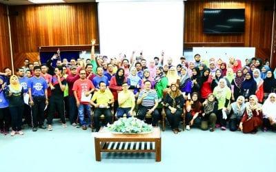 Program Gotong Royong Perdana CICT 2016