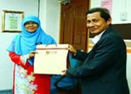 Program CSR CICT Bersama Sekolah Tun Fatimah (STF),  Johor Bahru