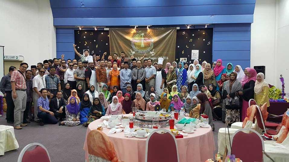 Majlis Anugerah Kecemerlangan CICT 2016