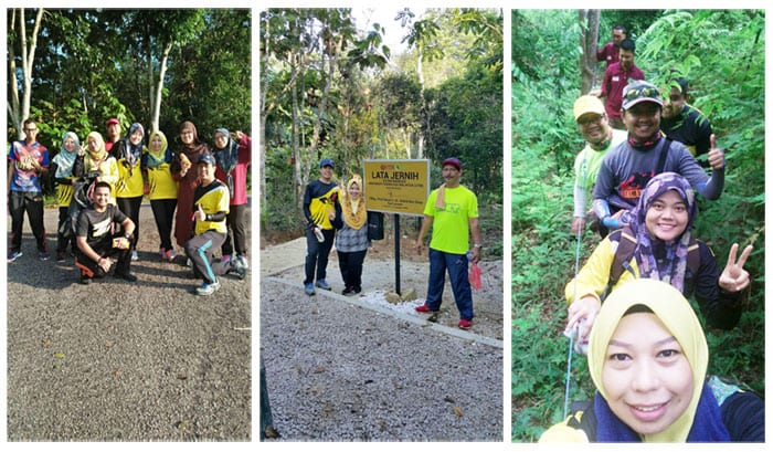 CICT Fun Walk & Jungle Trekking