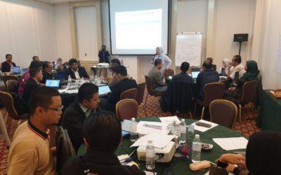 BENGKEL PROJEK PEMBANGUNAN PELAN STRATEGIK ICT UNIVERSITI TEKNOLOGI MALAYSIA BAGI TAHUN 2019-2023