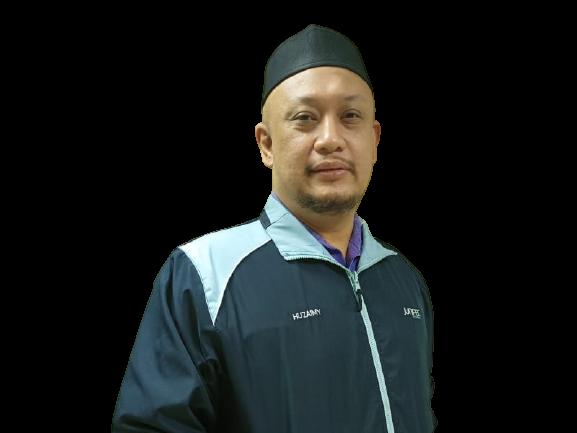 Mohd Huzaimy Mohd Yusup